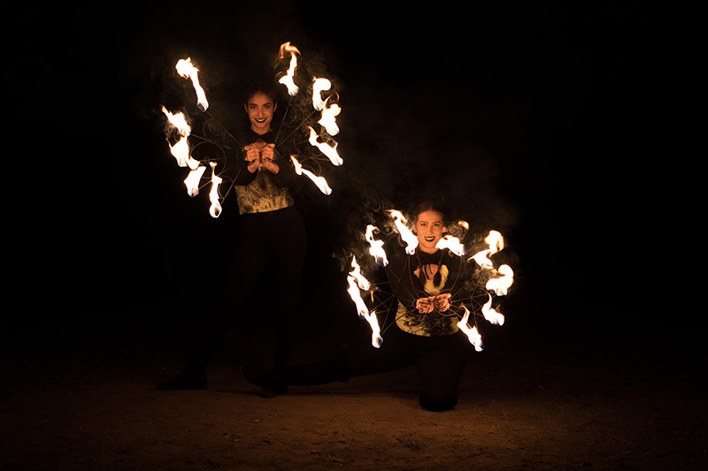Fire - Circus Classes in Texas