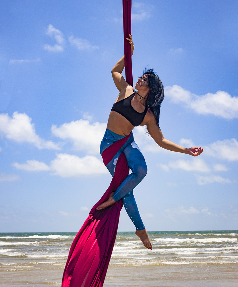 Aerial Arts Dancers